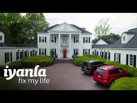 Iyanla's Take on an African-American Lotto Winner's Plantation Home | Iyanla: Fix My Life | OWN - (More info on: http://1-W-W.COM/lottery/iyanlas-take-on-an-african-american-lotto-winners-plantation-home-iyanla-fix-my-life-own/)