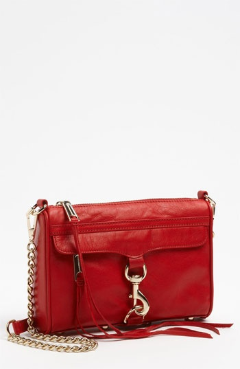 Love this bag!! Rebecca Minkoff 'Mini M.A.C.' Shoulder Bag available at #Nordstrom