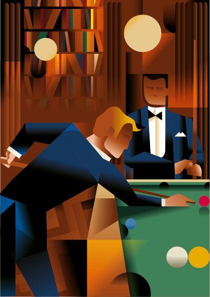 Best 20 art deco illustration ideas on pinterest for Art deco illustration