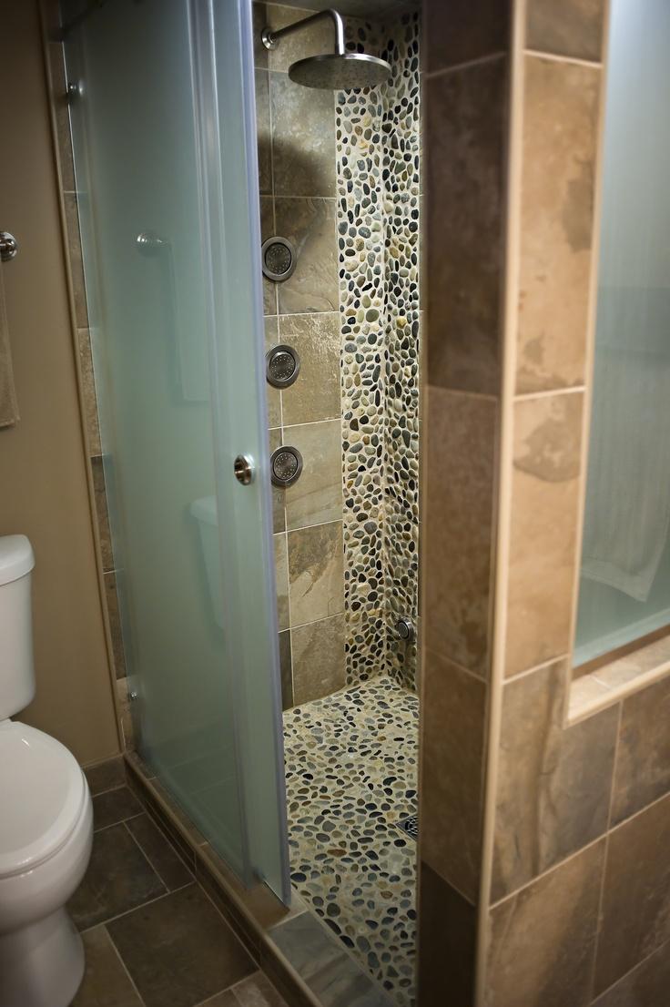 Best Cool Tile Bathrooms Images Onbathroom Ideas