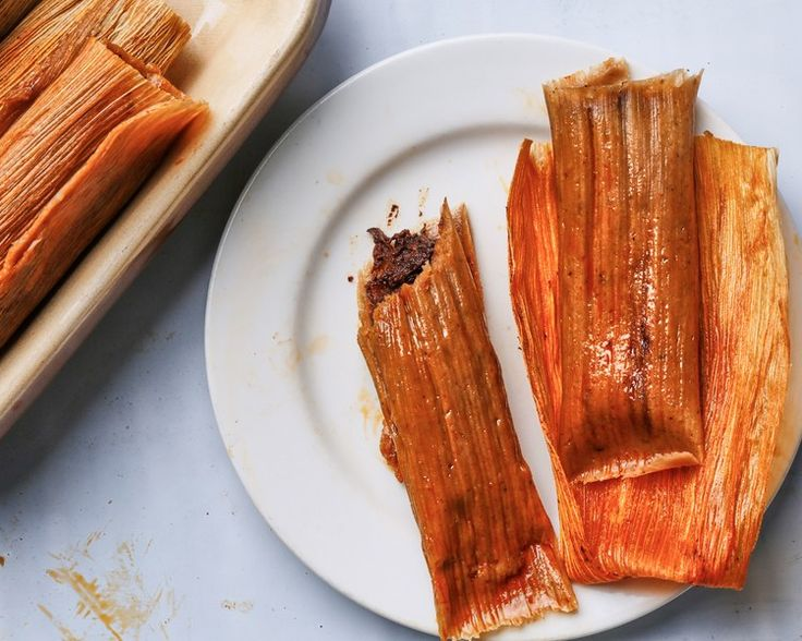How to Make Tamales, a Step-by-Step Guide | Bon Appetit