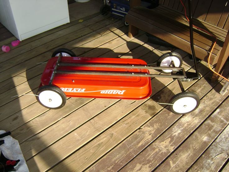 Custom radio flyer wagon pics and ideas??? - Page 23 - THE H.A.M.B.