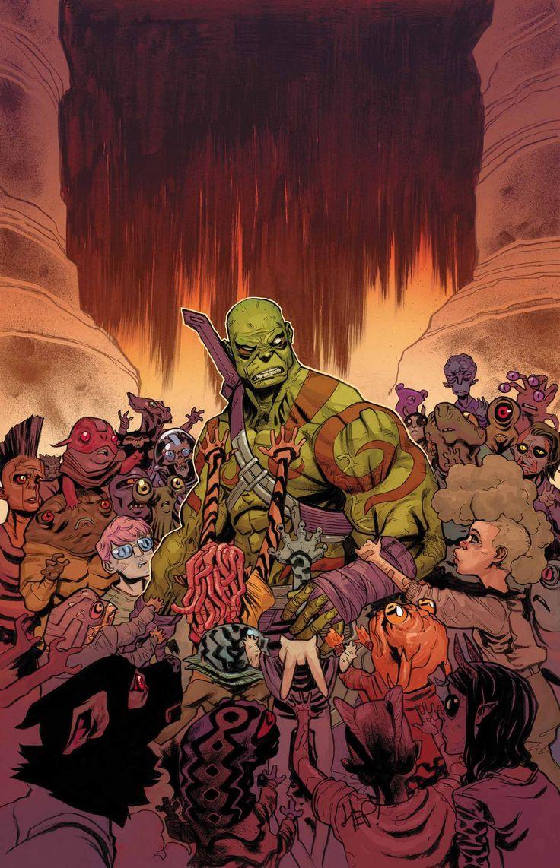 Marvel april 2016 solicitations