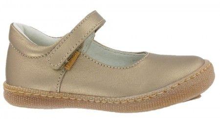 Primigi PTF7187 Gold Shoes
