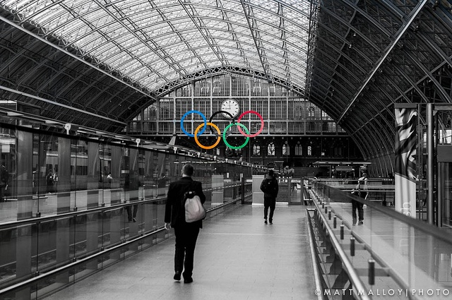Welcome to London 2012 | by MM Photo's, via Flickr