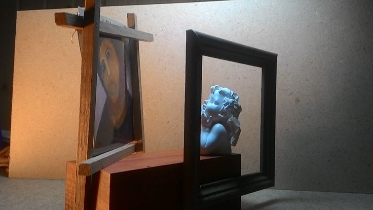 Mi kitsch, ``Interesante restauracion´´
