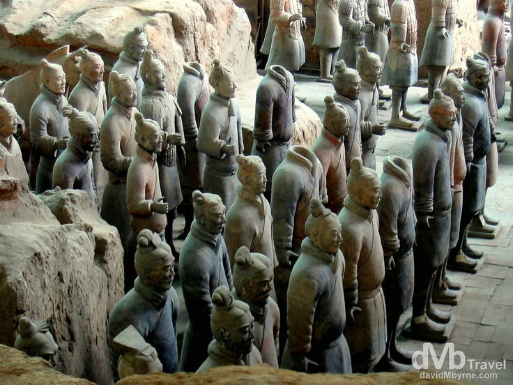 Terracotta Warriors, X'ian, China | dMb Travel - Travel with davidMbyrne.com