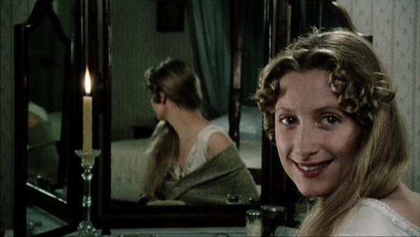 Jane Bennet (here actress Susannah Harker) in 'Pride and prejudice'.