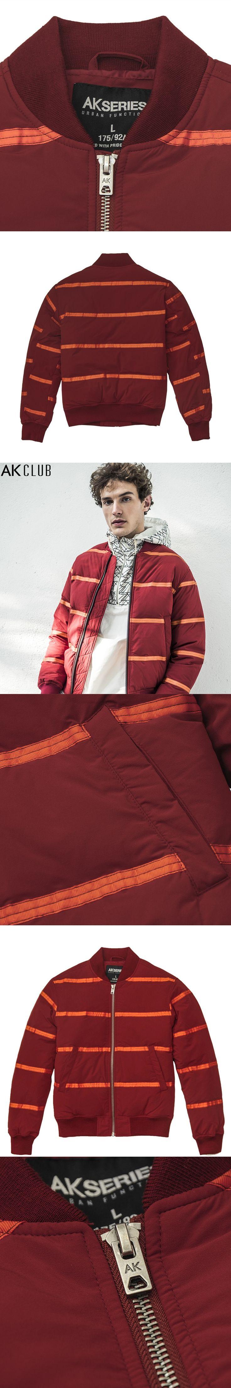 AK CLUB Brand Down Coat 80% Grey Duck Down Short Jacket Christmas Holiday Red Parachute Baseball Collar Men Down Jacket 1711046
