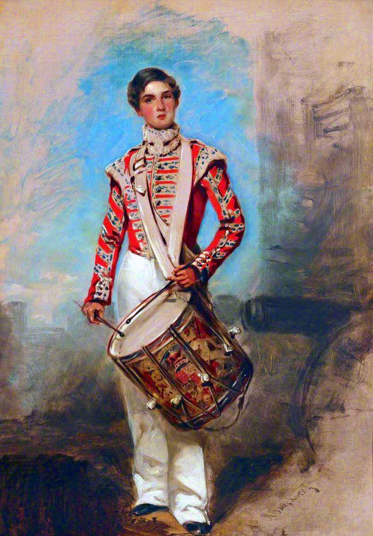 Battle of Balaclava British Drummer Boy