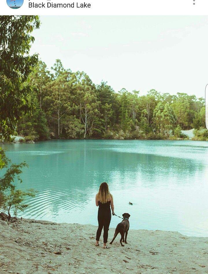 Black Diamond Lake, near Collie