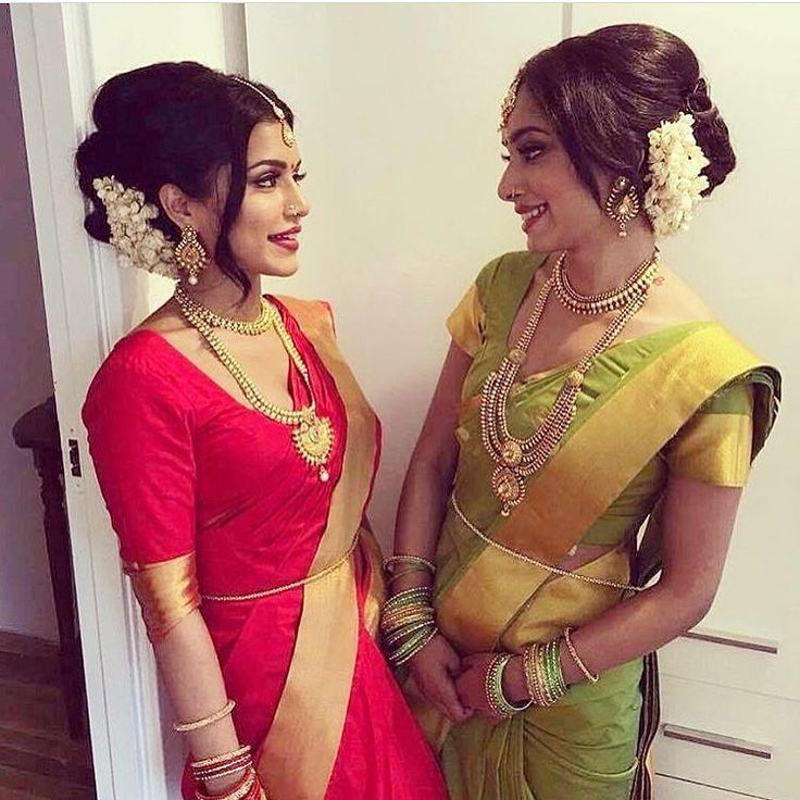 """Tie • The • Thali på Instagram: """"Can't get enough of these stunning sisters! @15sk 