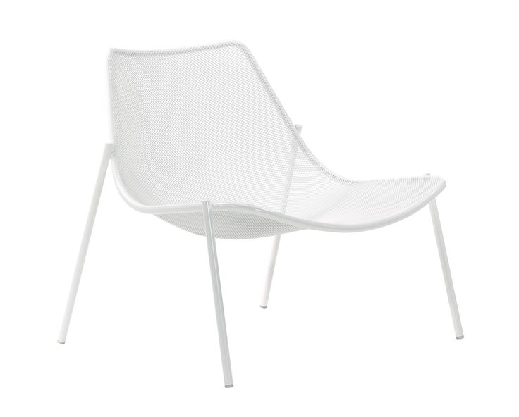 Round lounge chair | Living out in the open, just like me. | Emu