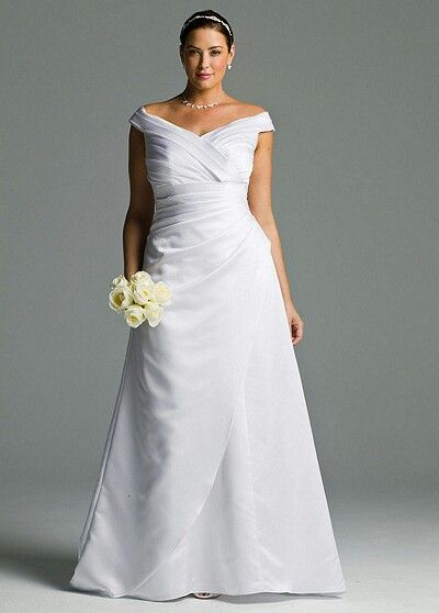 find this pin and more on wedding ideas wedding dress plus size