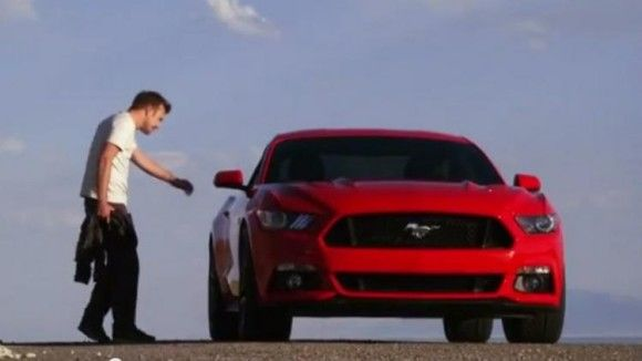 Need for Speed Movie 2014 - 2015 Mustang
