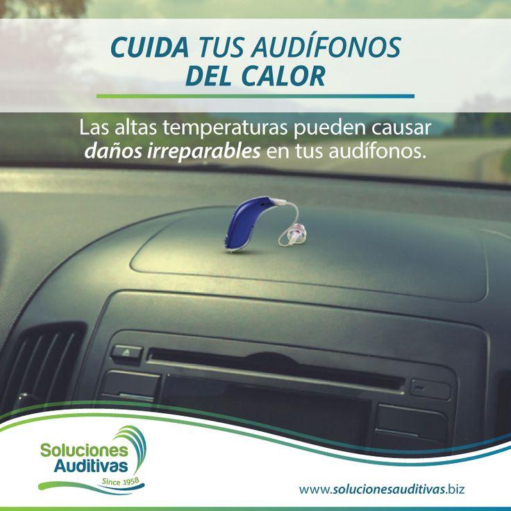 Tips para cuidar tus audífonos #hearing #hearingaids #tips