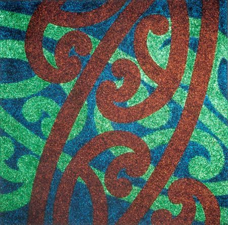 Reuben Paterson NZ artist - My Spiritual Connection