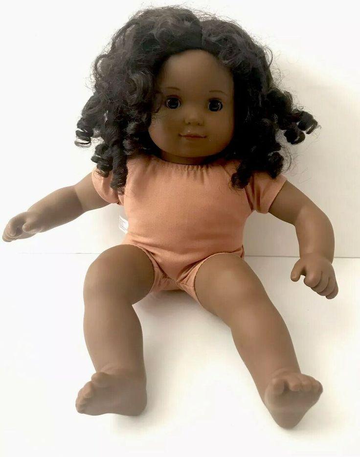 American girl doll black african american short curly hair