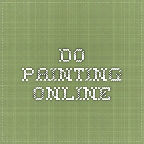 Do painting online