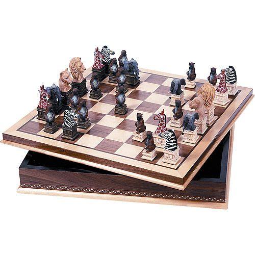 Amazing Unusual Chess Sets