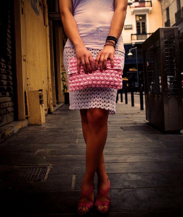 """Carnation"""" Clutch Bag. #ververifashion.com"""