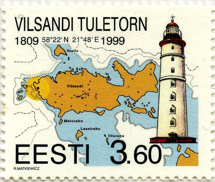 El faro de Vilsandi, Estonia 1999
