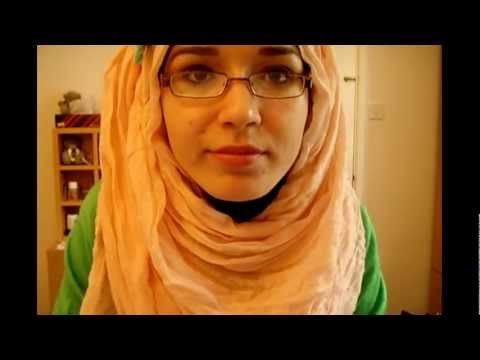 Hijab Tutorial l Crinkle layers