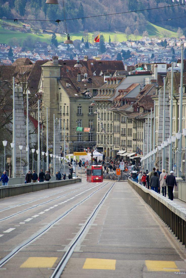 I took this picture in Bern (Switzerland).