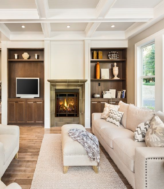 40 Gorgeous Living Room Designs Ideas To Try Living Room Designs Beautiful Living Rooms Brown Living Room