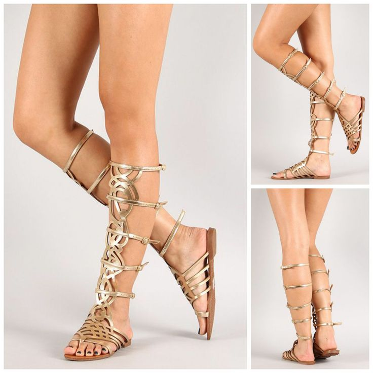 1000  images about Gladiator Sandals on Pinterest | Gladiator ...