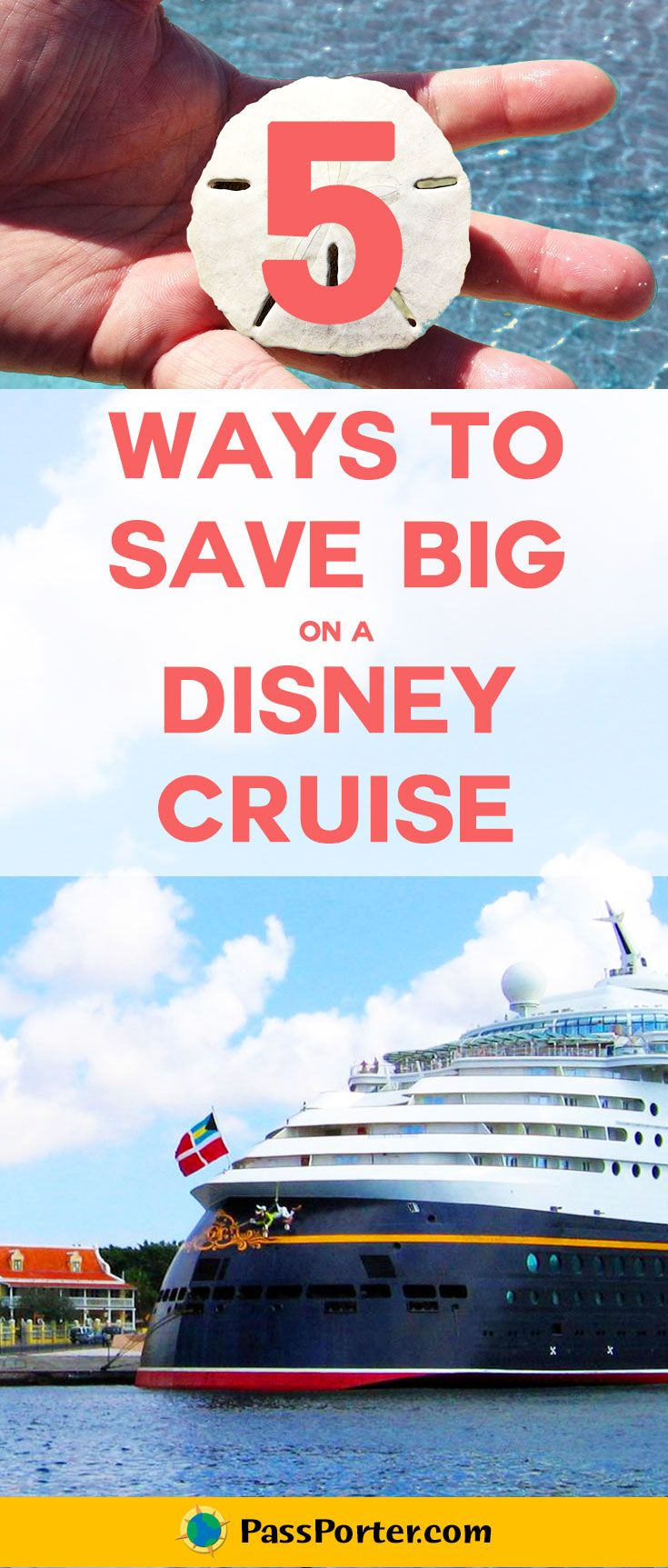 Five ways to save on your next Disney Cruise Line vacation! | Disney Cruise Line | PassPorter.com