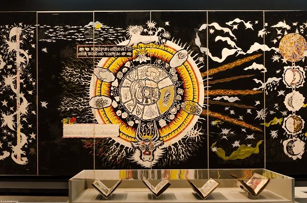 Au Musée des Beaux-Arts d'Angers, Exposition Jean Lurçat et l'éclat du monde. En cette année 2016, les musées de la ville d'Angers célèbrent les cinquante ans de la disparition de l'artiste Jean Lurçat, décédé le 6 janvier 1966 et laissant derrière lui une œuvre prolifique qui s'intéressa aussi bien à la tapisserie qu'à la peinture en passant par la céramique.