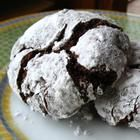 Yum! Chocolate Crinkle cookies. I have made these multiple times over the holidays and they are always a big hit!