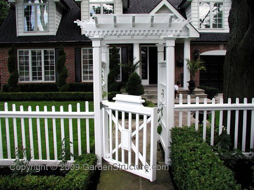 fence gate arbor designs 126 best images about fences arbors and gates on pinterest