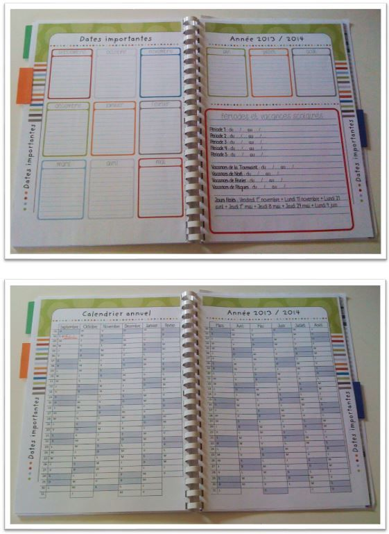 cahier de bord french class pinterest note and journals. Black Bedroom Furniture Sets. Home Design Ideas