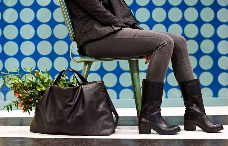 Lilimill Boot and Bag