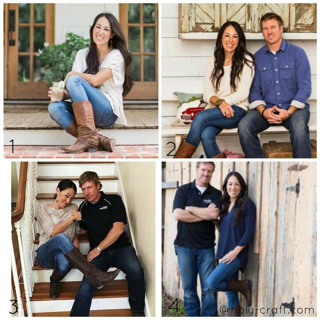 neutral clothing in my closet that can be worn with skinny jeans and boots Joanna Gaines