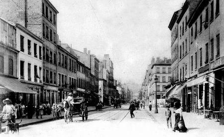 Cours Lafayette, Réf : 1274