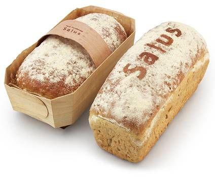 Un pane light dal gusto inconfondibile, a ridotto contenuto calorico, povero di carboidrati, grassi e sodio, ma ricco di proteine: il Pane Salus! Con fibre e beta-glucani che abbassano il colesterolo.