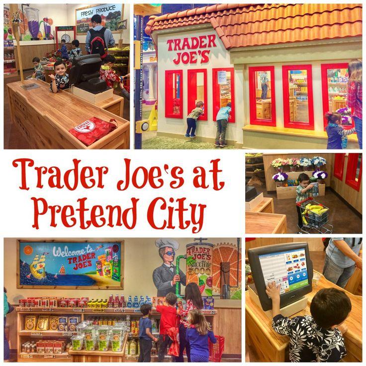 Trader Joe's at Pretend City Children's Museum