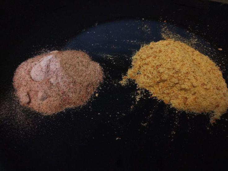 Čierna soľ, lahôdkové droždie