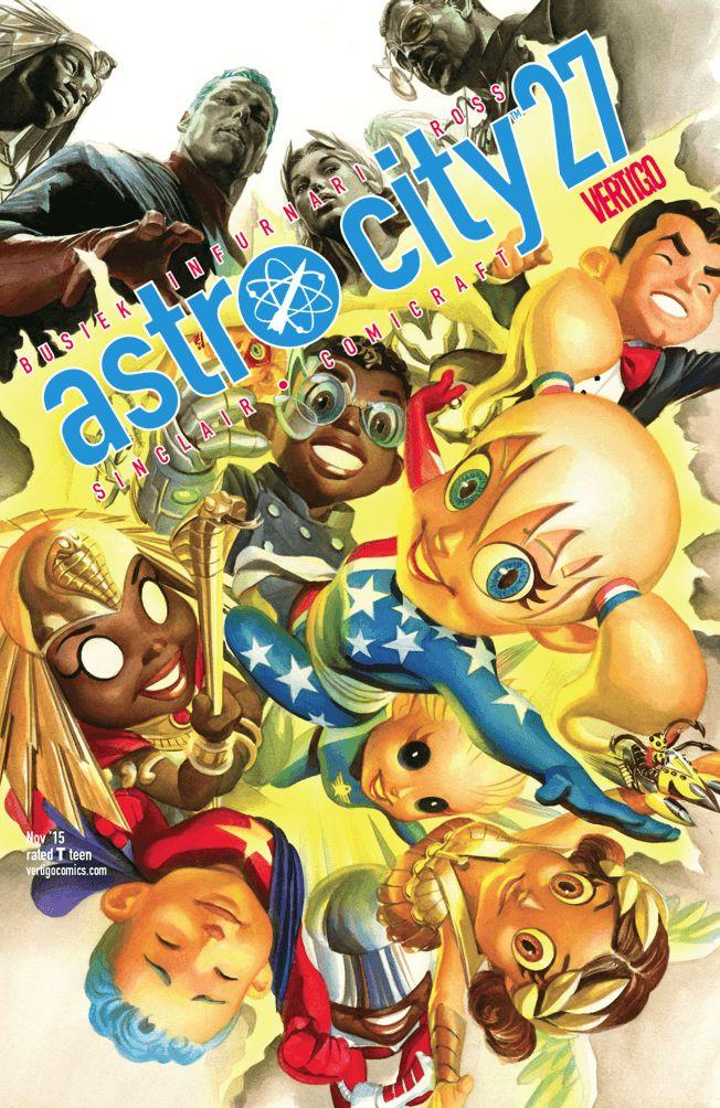 Astro City #27, By Kurt Busiek, Jospeh M. Infurnari, & Alex Sinclair  One of the strangest eras in comic book history is easily the bizarre boom years of the 19...,  #AlexSinclair #All-Comic #AstroCity #AstroCity#27 #ComicBooks #Comics #JospehM.Infurnari #KurtBusiek #LidoGiovacchini #review #VertigoComicBooks #VertigoComics