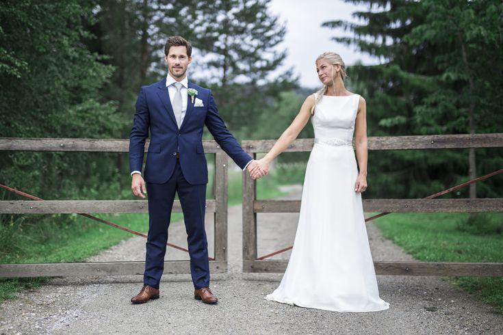 AILIN + STIAN // wedding photography // norway