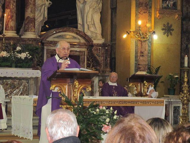 Il coraggio di guardare il cielo: Padre Vincenzo sulle sue spalle l'eredità di padre...