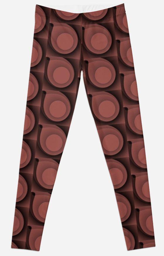 Geo Marsala http://www.redbubble.com/people/cradoxcreative/works/14005341-cradox-creative-leggings-marsala-geo?c=360950-leggings&p=leggings