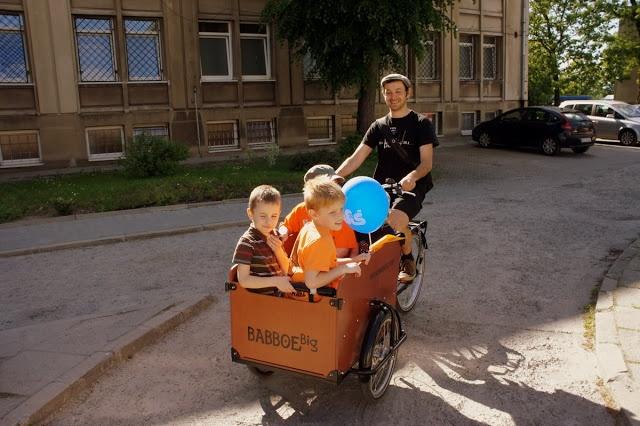 Wolny rower: Odjazdowy Bibliotekarz w Krakowie 2013