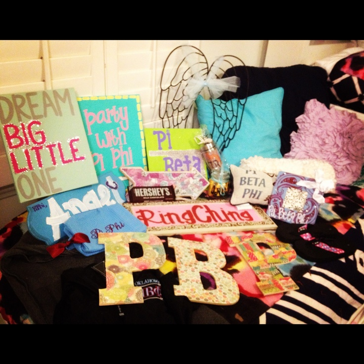sorority big little craft ideas 17 best images about big gift ideas on 7166