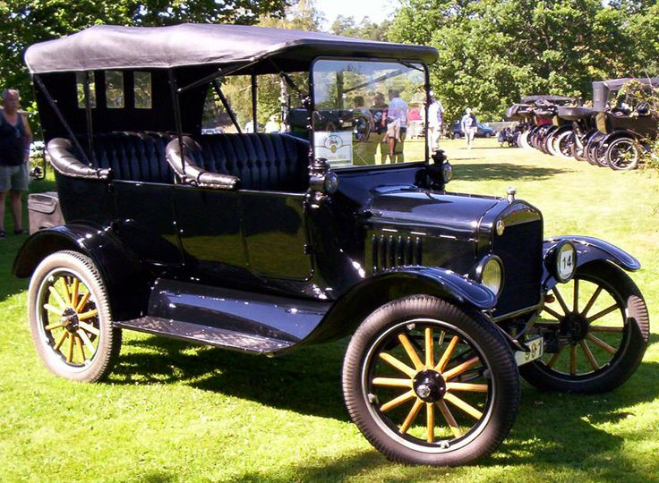 The Real Craze For Automobile Came When Ford Introduced Model T