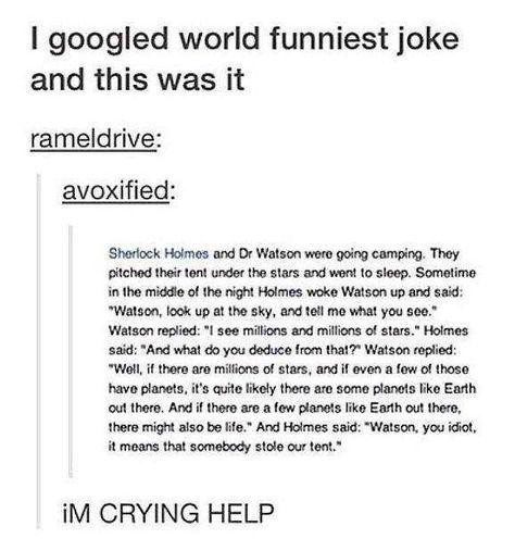 Worlds funniest joke
