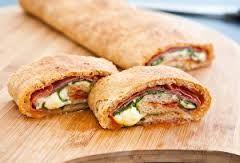 Стромболи, пицца-рулет | sadok33.ru
